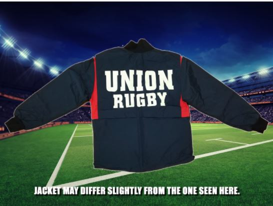 Club jackets now on sale - Limited time only!!!